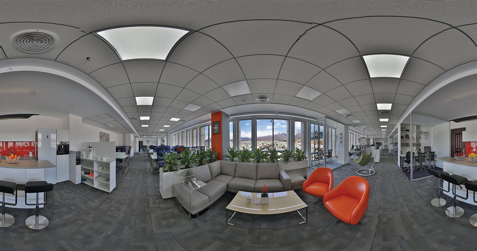 تور مجازی شرکت پردیس گوگل